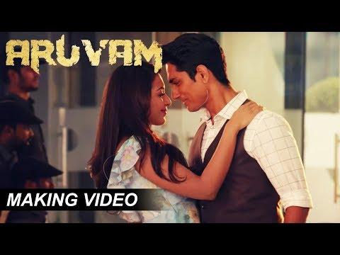 Aruvam Movie Making - Climax Scene   DOP N. K. Ekambaram   Sai Sekhar   Siddharth   Catherine Tresa