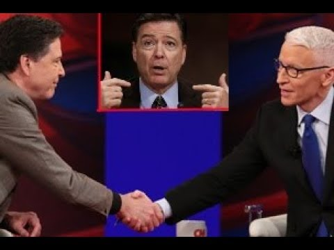New Comey-McCabe Emails Expose CNN and FBI Collusion on Steele Dossier
