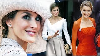 Королева Испании Летиция - лучшие образы