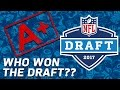 Who WON the 2017 NFL Draft? | DJ & Bucky Give Their Picks | Move the Sticks