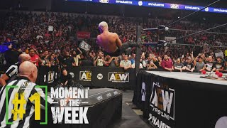Darby Allin or Ethan Page - Who Put the Nail in The Coffin?   AEW Fyter Fest Night 1, 7/14/21