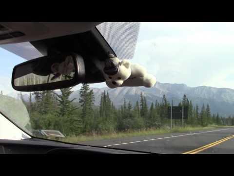 2017 TRIP JASPER AND BANFF NATIONAL PARKS ALBERTA CANADA