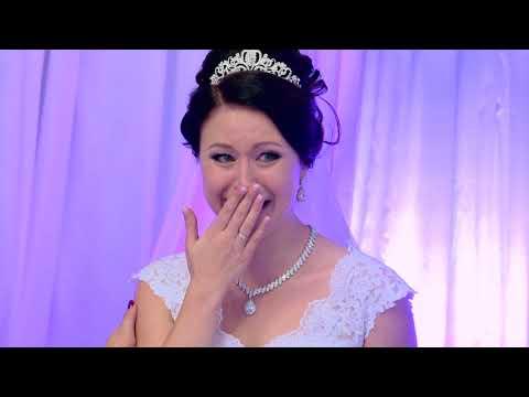 Самое трогательное поздравление на свадьбе доченьки от мамы и крёстной! (02.09.2017) - Видео с YouTube на компьютер, мобильный, android, ios