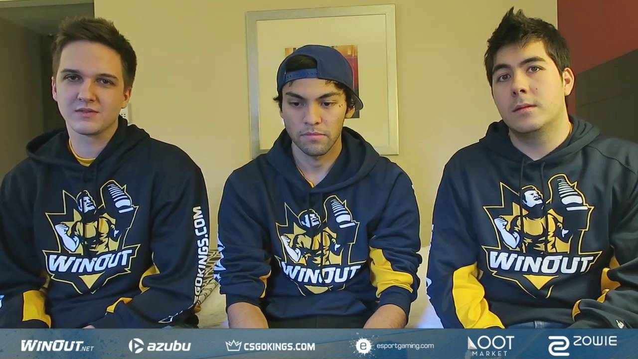 MLG Americas Minor Championship 2016 - CS: GO Postgame Interview with Team WinOut
