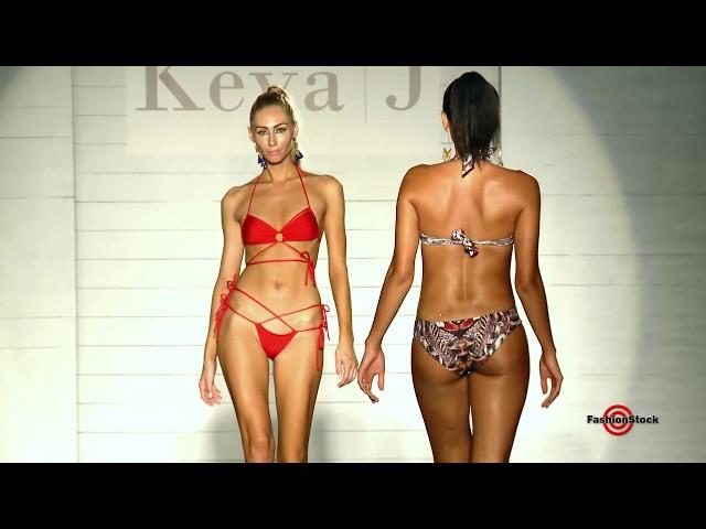 Keva J - Spring 2017 Collection Bikini Runway Show @ MIAMI SWIM Fashion Week - 4 min