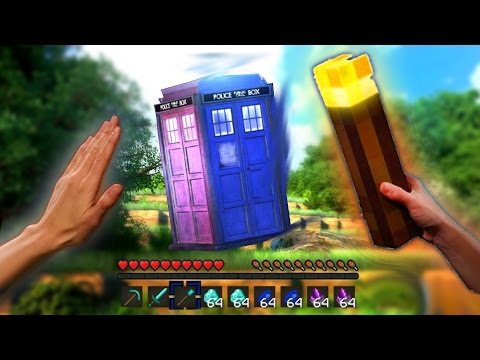 Realistic Minecraft - DOCTOR WHO IN MINECRAFT!? - Minecraft Roleplay FINALE
