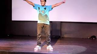 How Tha West Was Won 2011, Krumping FINAL: Cannon, Notepad, Outrage