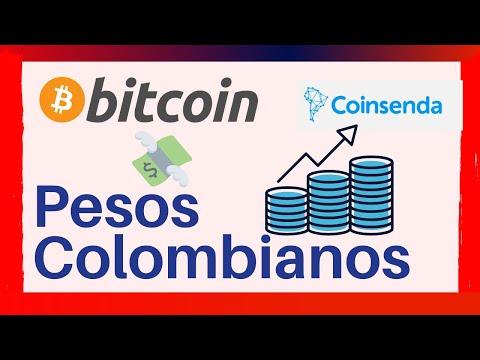Cómo Convertir BITCOIN A ✅ PESOS COLOMBIANOS