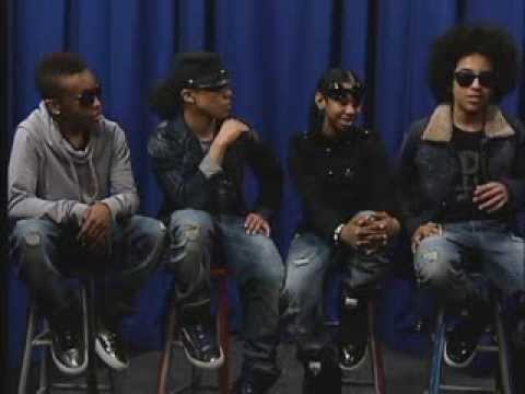 Mindless Behavior Interview on the Big Sis Show