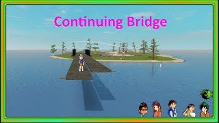 [Roblox] Projoot (Test2): Working on Bridge