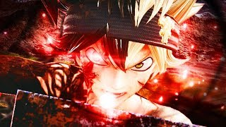 LETTING THE DEMON CONSUME ME! Jump Force ASTA (DEMON FORM) Online Ranked GAMEPLAY