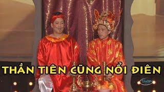 Hài Tết - Hoài Linh - Chí Tài - Trường Giang - Hoài Tâm - Trung Dân - Thần Tiên Cũng Nổi Điên