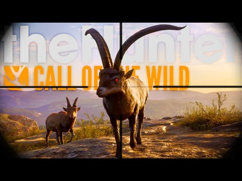 I Hunt Mutant Demonic Goats Of Spain - Cuatro Colinas Reserve Hunting - The Hunter Call Of The Wild