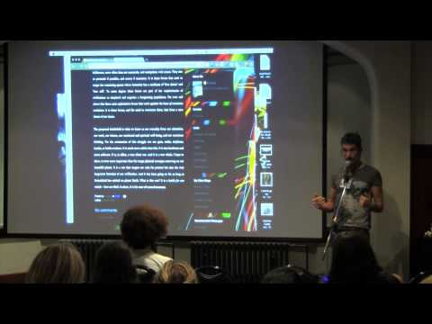 """Charles Shaw at Psychedemia - """"War on Consciousness"""""""