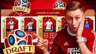 DRAFT MISTRZOSTW ŚWIATA  - FIFA 18 CHALLENGE [#10]