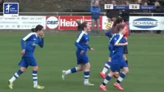 EnBW-Oberliga B-Juniorinnen: SV Glatten - SV Böblingen
