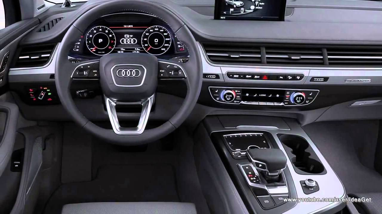 Audi 2016 audi q7 : 2016 Audi Q7 - YouTube