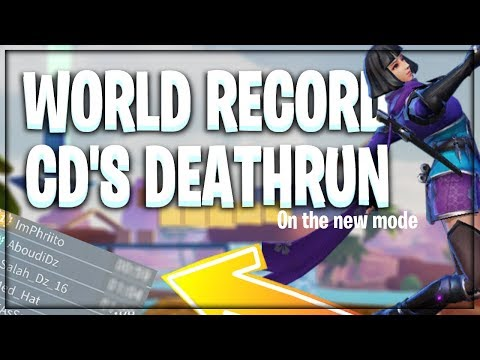 WORLD RECORD ON CD'S DEATHRUN - Creative Destruction [FR-PC]