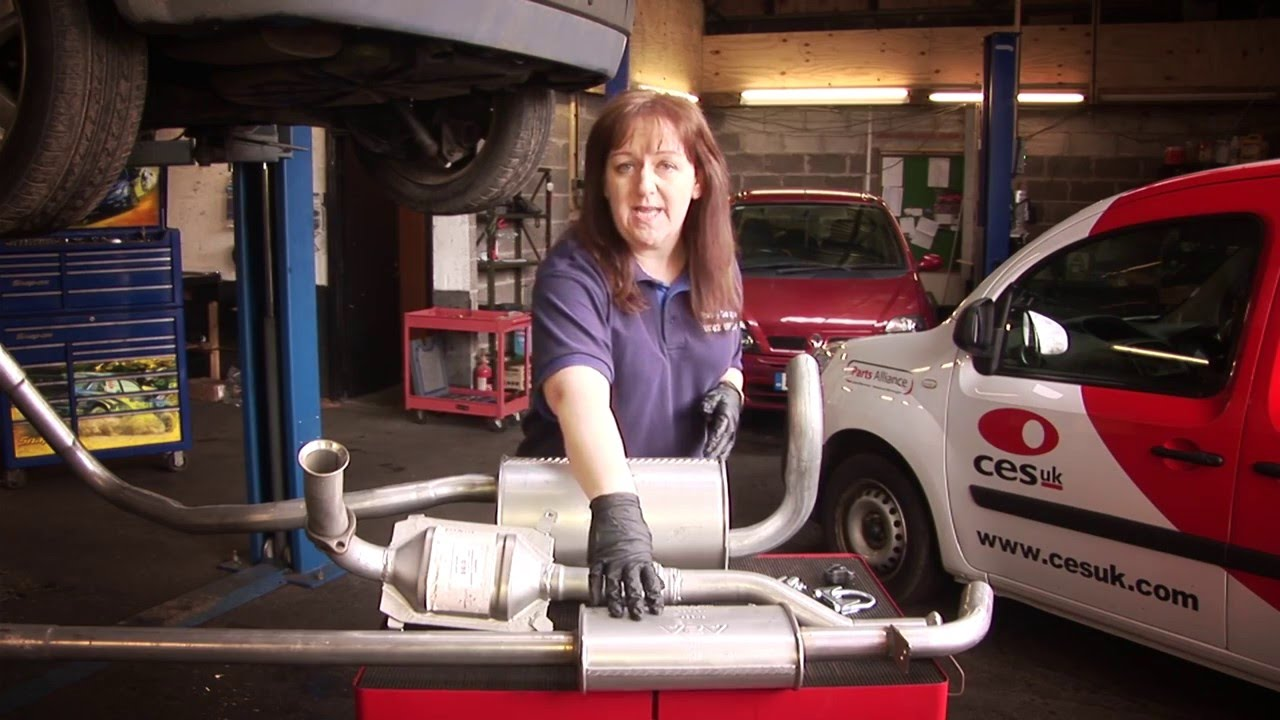 How much is exhaust repair? – Who Can Fix My Car