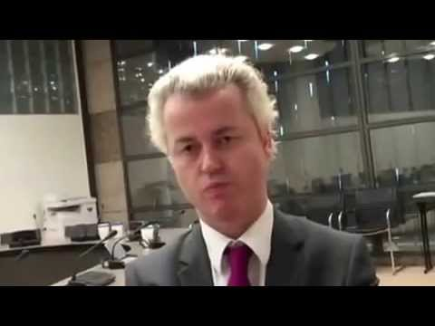 Bruce Bawer interviews Geert Wilders SD