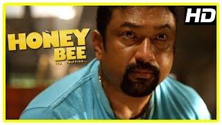 Latest Malayalam Movie 2017 | Honey Bee Scenes | Baburaj decides to divert Lal | Asif Ali | Bhavana