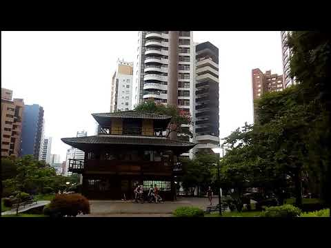 tourist place  brasil curitiba
