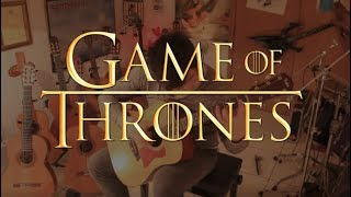 Baixar Game of Thrones Opening Theme on Fingerstyle by Fabio Lima