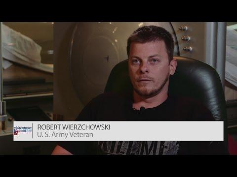 U. S. Army Veteran Robert Wierzchowski  | Independence Fund Hyperbaric & Wellness Center