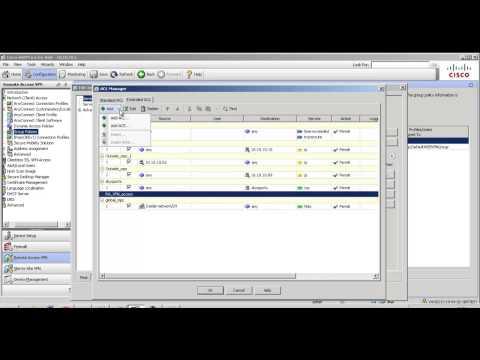 Cisco ASA - Remote Access VPN (IPSec)