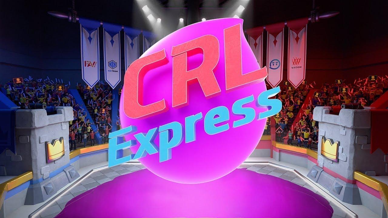 【CRL Express】クラロワリーグ イースト フォールシーズン ハイライト【Match31~36】