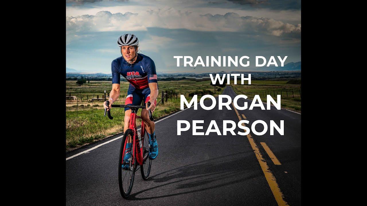 Morgan Pearson: from Colorado track & field to Olympic triathlon