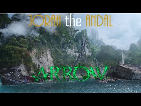 Arrow - Lian Yu Medley