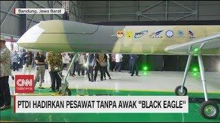 Ini 'Black Eagle'', Armada Baru Buatan PT Dirgantara Indonesia