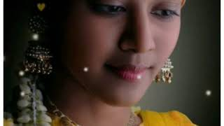 #❣️super singer Priyanka song 😘#abimaniye abimaniye song #melting voice 💕😘