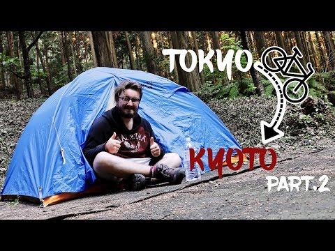 Tokyo à Kyoto a vélo - LE BAD ULTIME - Jour 4 à 10 - Vlog japon