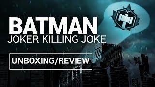 Joker The Killing Joke Unboxing - Batman Miniatures Game - Unboxing Review