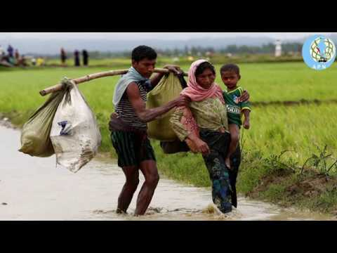 We became stateless When we left from our country Rohingya Tarana(Song)