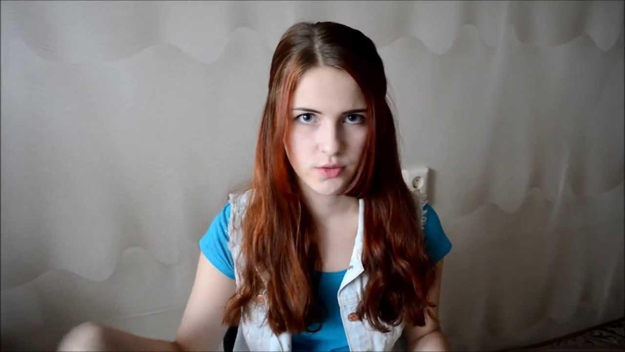Красим волосы хной