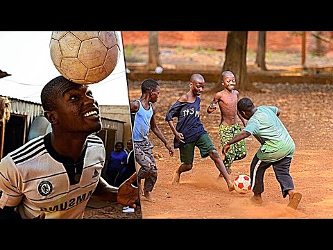 They Do Football Differently in Africa