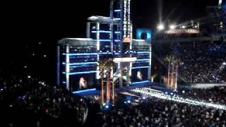 WrestleMania 24 Undertaker vs Edge part 1