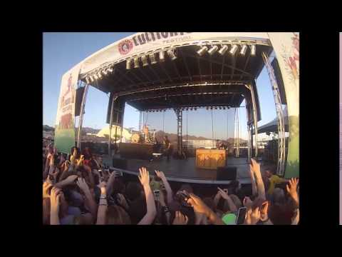 twenty one pilots live at chipotle cultivate