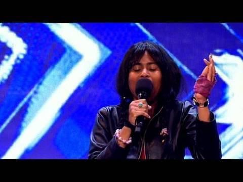 Shirlena Johnson's X Factor Audition (Full Version) - itv.com/xfactor