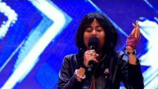Shirlena Johnson's X Factor Audition (Full Version) - itv.com/xfactor