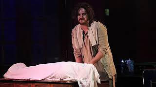 """Frankenstein"" - Musical Highlights - Off Broadway"