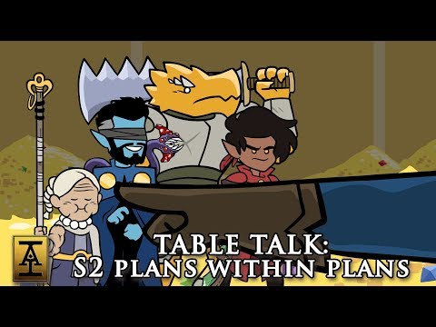 "Table Talk: S2 Plans Within Plans - Acquisitions Inc: The ""C"" Team"