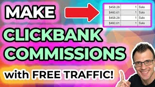Clickbank For Beginners: Make Money On Clickbank Step-By-Step Tutorial