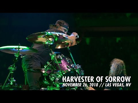 Metallica: Harvester of Sorrow (Las Vegas, NV - November 26, 2018)
