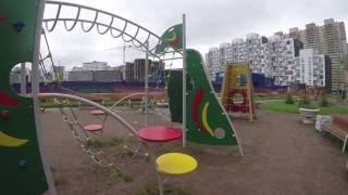 Экскурсия по жилому комплексу Весна / Купить квартиру в Санкт Петербурге