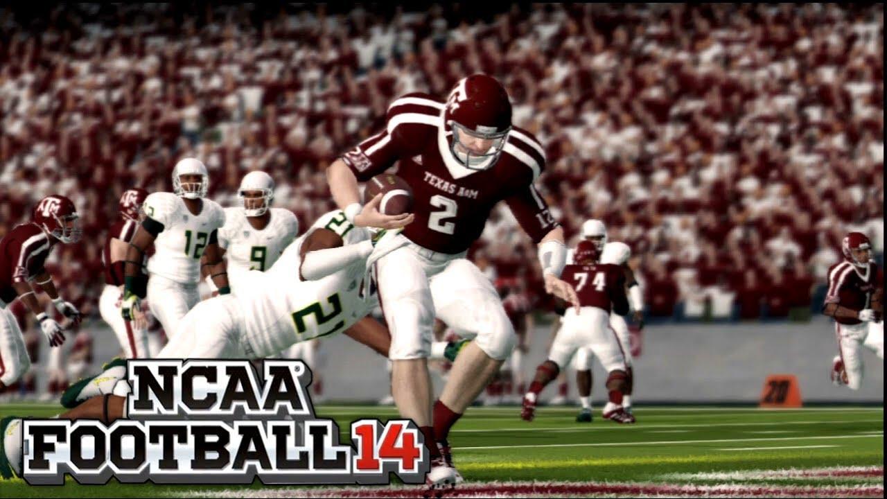 ncaa football 14 demo livestream ps3 gameplay w mrhurriicane