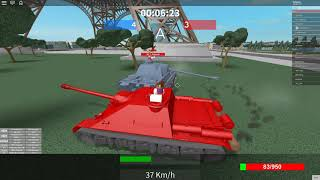 Roblox Tabkery: What the Play Style of the FOCH and AMX 30 might be like?